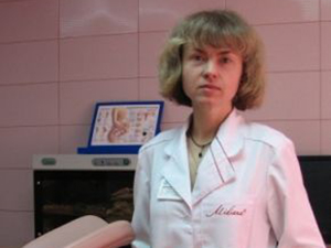 Уткина Марина Валерьевна