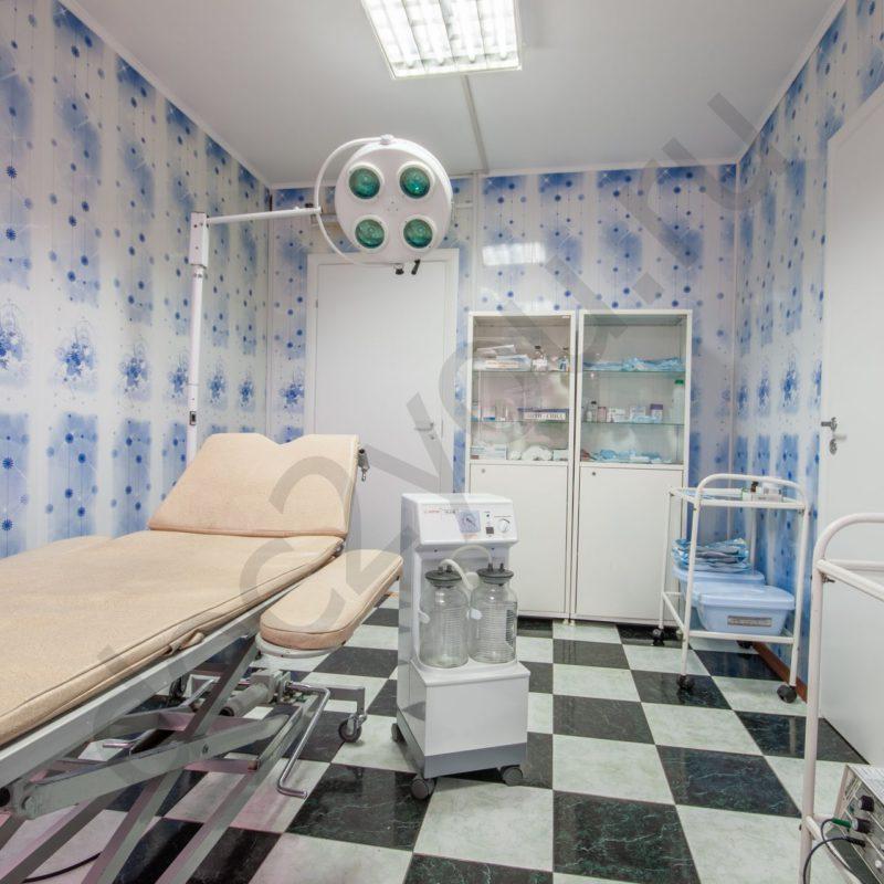 Клиника в пос. Володарского
