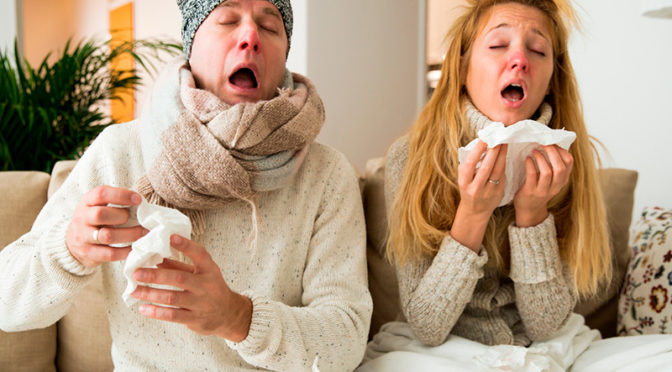 Сезонный грипп у взрослых - как лечить?
