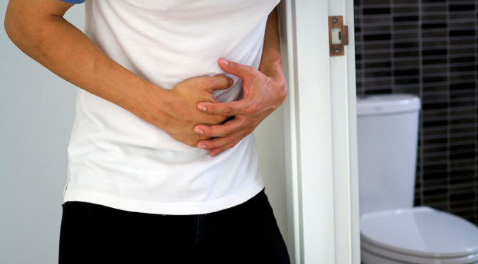 Острая кишечная инфекция - сальмонеллез