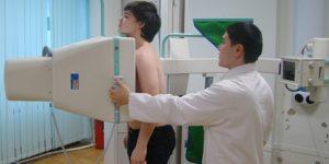 """Флюорография в клинике """"Доктор с Вами"""" от 1200 рублей"""