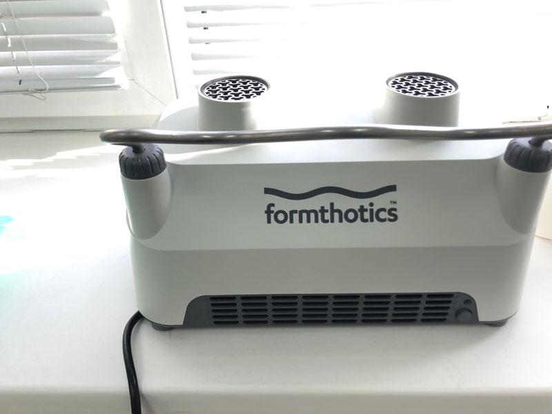 Фортотикс изготовление ортопедических стелек