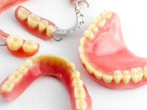 Протезирование зубов Семёновская