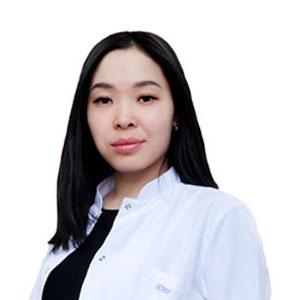 Казматова<br>Самара Сарыбаевна