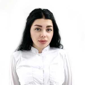 Юсупова <br>Милана Юсуфовна